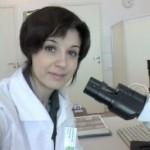 я с микроскопом ЦЭМ