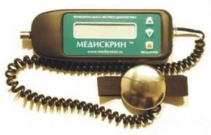 Сенсор Медискрин, Накатани, измерение акупунктурных точек, МДС-02, АРДК