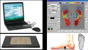 платформа для экспресс-диагностики стопы iStep1000