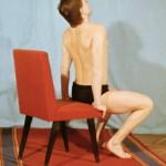 Анталгическая поза сидя при болях в пояснице