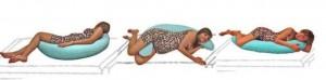 Анталгические положения при болях в спине