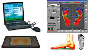 аппаратно-компьютерный комплекс точного экспресс-тестирования состояния стопы с индивидуальным подбором стелек iStep P1000
