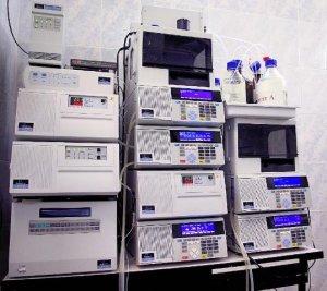 Оборудование лаборатории для анализа волос на микроэлементы